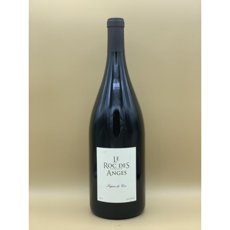 """IGP Côtes Catalanes Domaine Le Roc des Anges """"Segna de Cor"""" Rouge 2018 1,5L"""