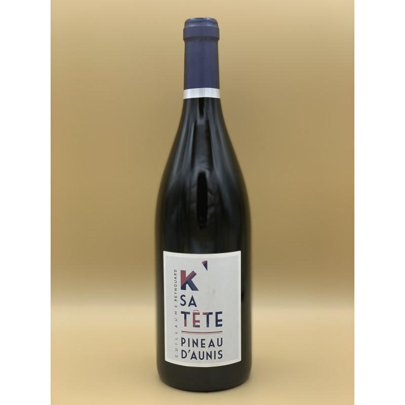 """VDF Domaine Le Manoir de la Tête Rouge """"K' Sa Tête"""" Rouge 201975cl"""