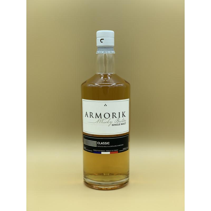 "Whisky Single Malt Armorik ""Classic"" 70cl"