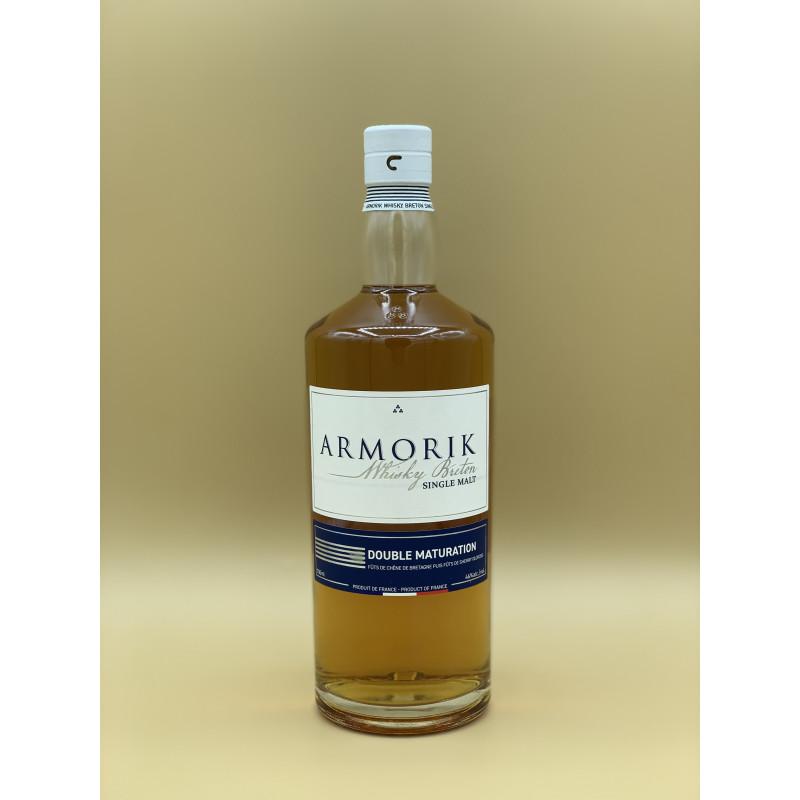 "Whisky Single Malt Armorik ""Double Maturation"""