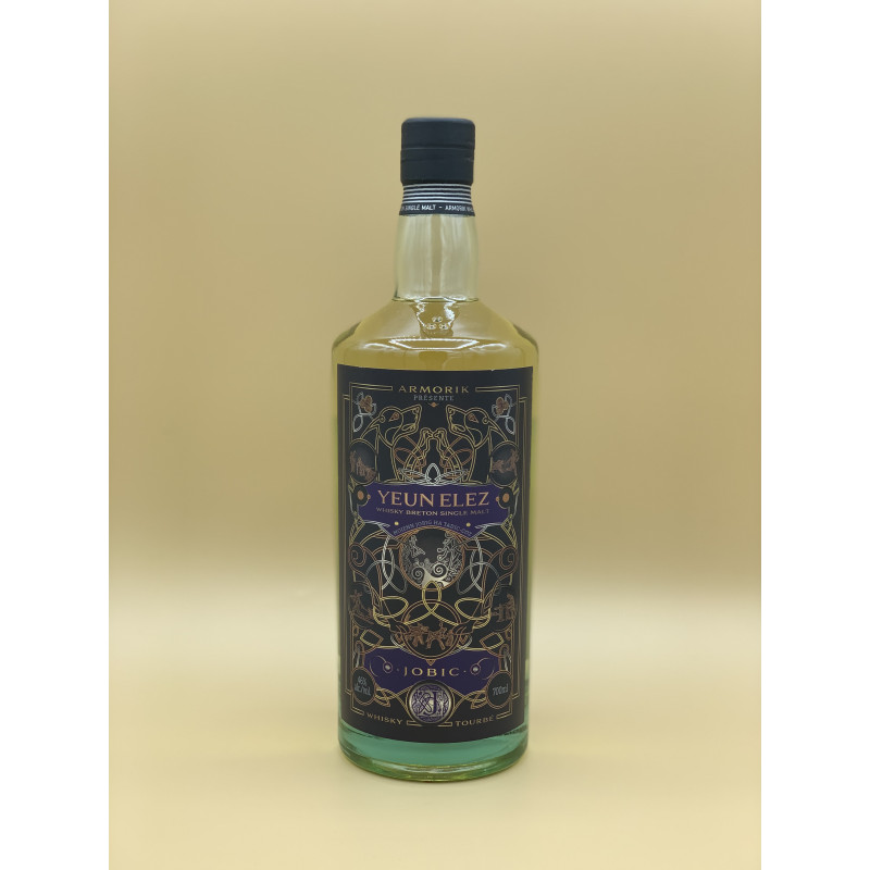 "Whisky Single Malt Armorik ""Yeun Elez"" 70cl"