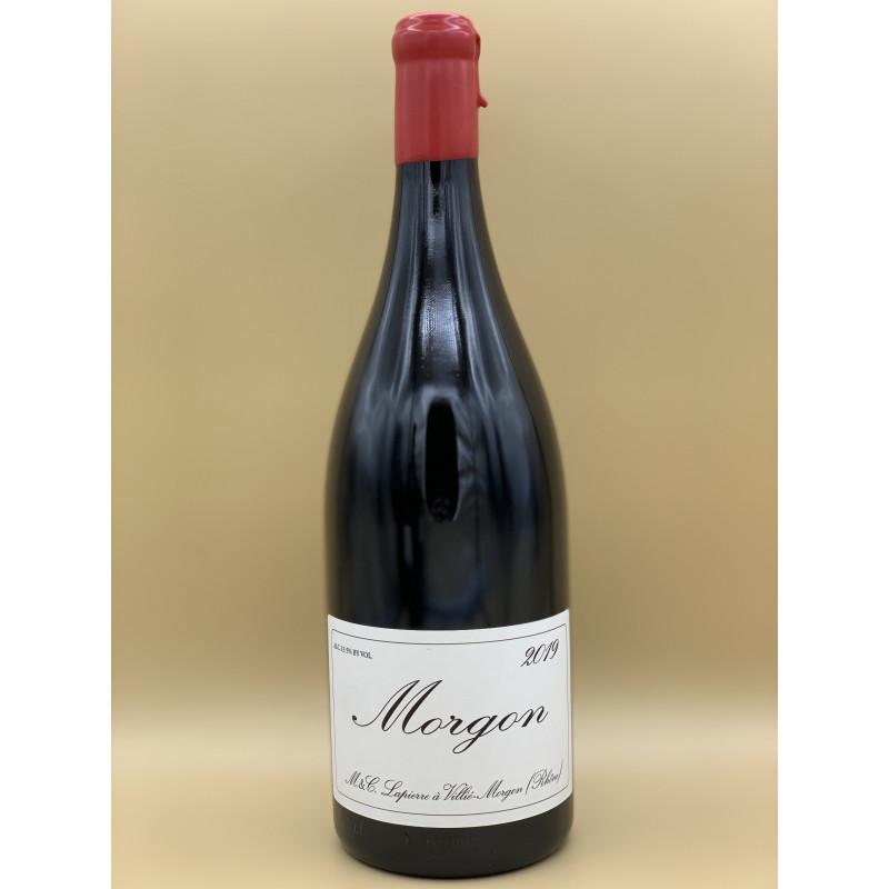 AOC Morgon Domaine Lapierre Rouge 2019 1,5L