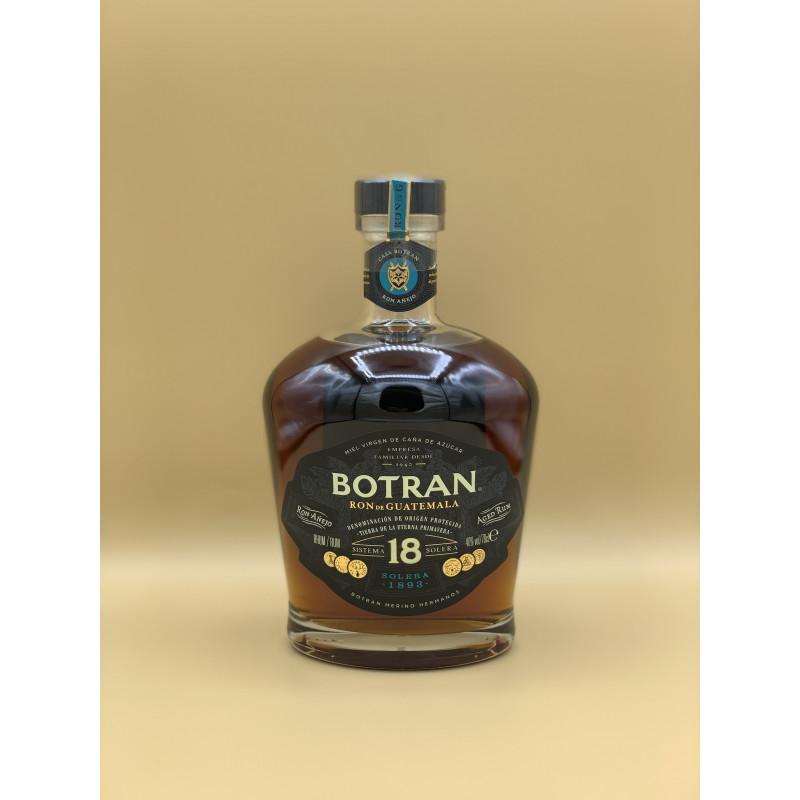 "Rhum Vieux Botran ""18 Solera"" 70cl"