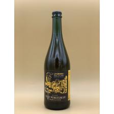 "Bière Blonde Brasserie Grobul'Factory ""Rince Monseigneur"" 75cl"