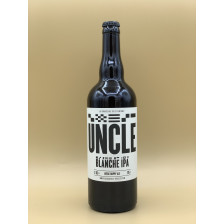 "Bière Blanche Brasserie Uncle ""Blanche IPA""75cl"