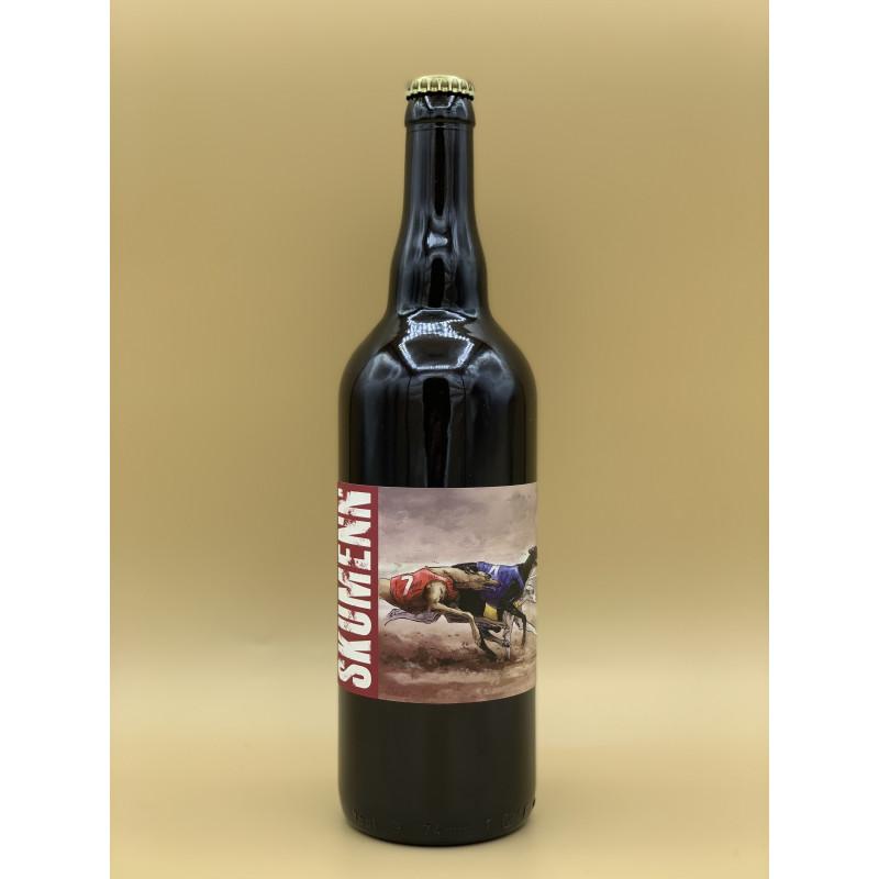 "Bière Ambrée Skumenn ""Best Bitter"" 75cl"