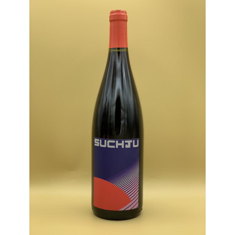 """Vin de France Domaine Cantina Di Torra """"Suchju"""" Rouge 2019 75cl"""