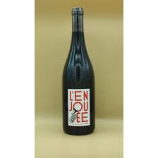 """Vin de France Domaine Ogereau """"L'Enjouée"""" Rouge 202075cl"""