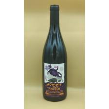 """Vin de France Romain Le Bars """"Homme de la Roche"""" Rouge 2020 75cl"""