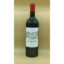 AOC Castillon Côtes de Bordeaux Château La Brande Rouge 2018 75cl