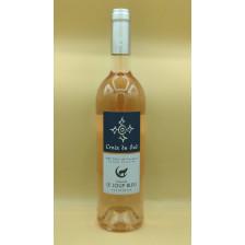 """AOC Côtes de Provence Domaine Le Loup Bleu """"Croix du Sud"""" Rosé 2020 75cl"""