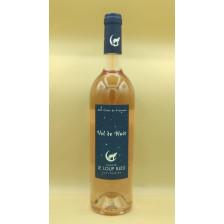 """AOC Côtes de Provence Domaine Le Loup Bleu """"Vol de Nuit"""" Rosé 2020 75cl"""