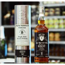 """Whisky Single Malt Au Fil Du Vin """"Glenlivet 2007"""" 70cl"""
