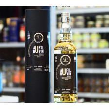 """Whisky Single Grain Au Fil Du Vin """"North British 2007"""" 70cl"""