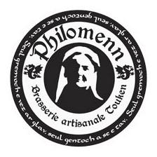 """Bière Stout Brasserie Philomenn """"Stout"""" 75cl"""