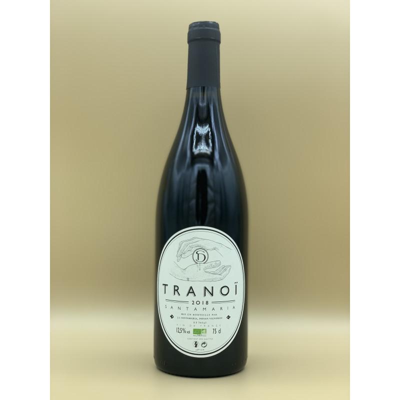 """VDF Domaine Santamaria """"Tranoï"""" Rouge 2018 75cl"""
