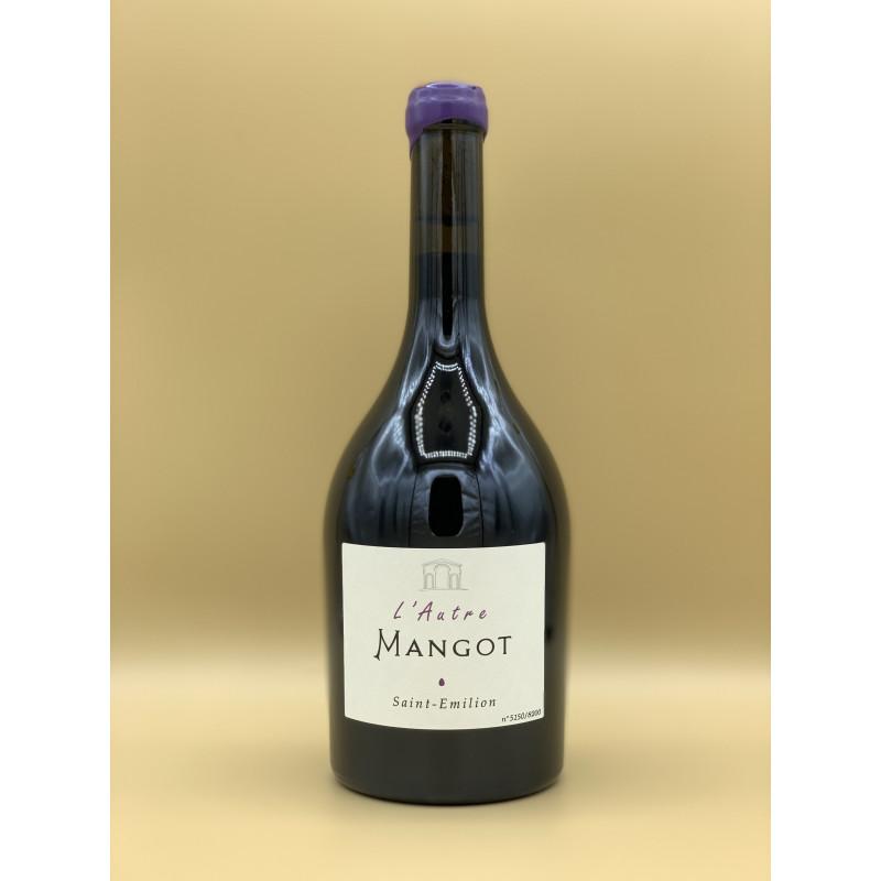 """AOC Saint-Emilion Château Mangot """"L'Autre Mangot"""" Rouge 2018 75cl"""