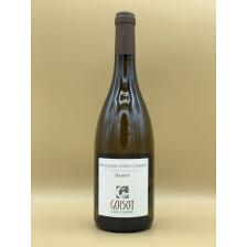 """AOC Bourgogne Côtes d'Auxerre Domaine Goisot """"Biaumont"""" Blanc 201875cl"""