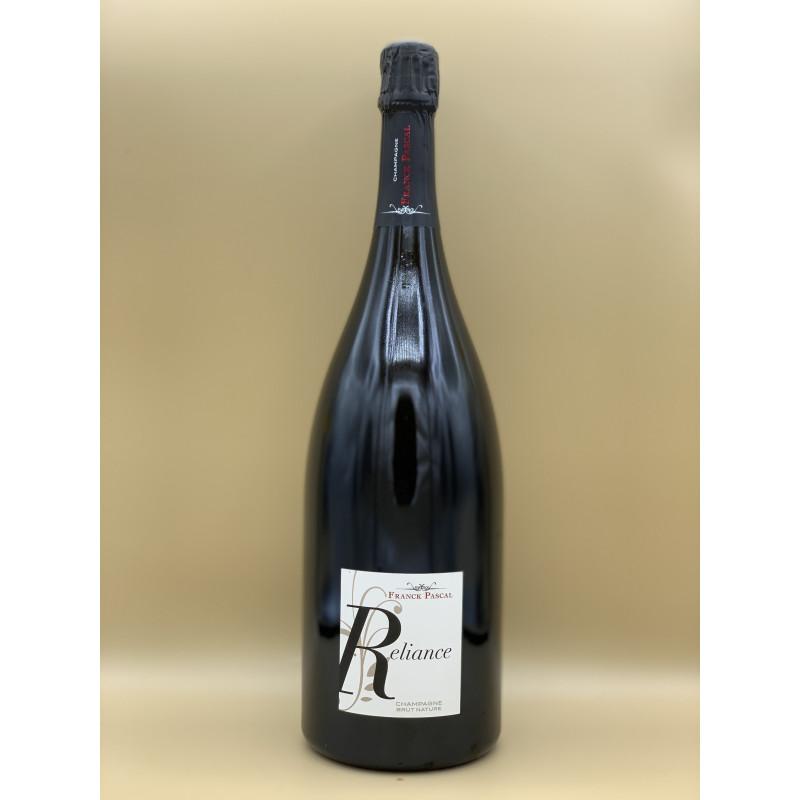 "AOC Champagne Brut Nature Maison Franck Pascal ""Reliance"" 1,5L"