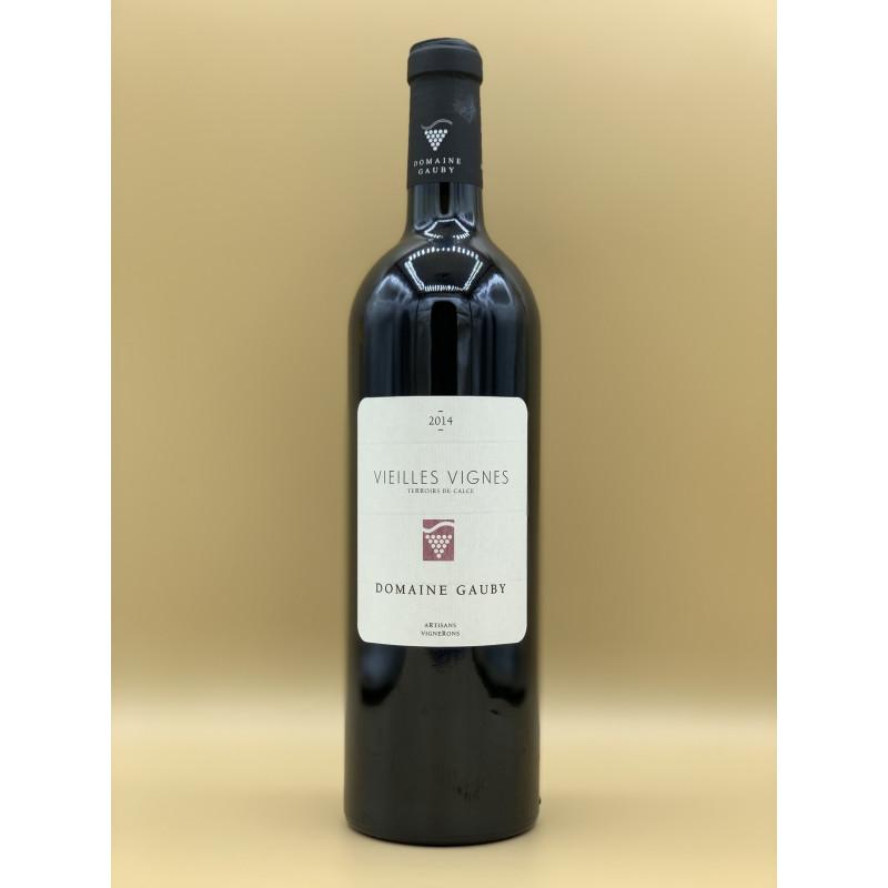 """IGP Côtes Catalanes Domaine Gauby """"Vieilles Vignes"""" Rouge 201675cl"""