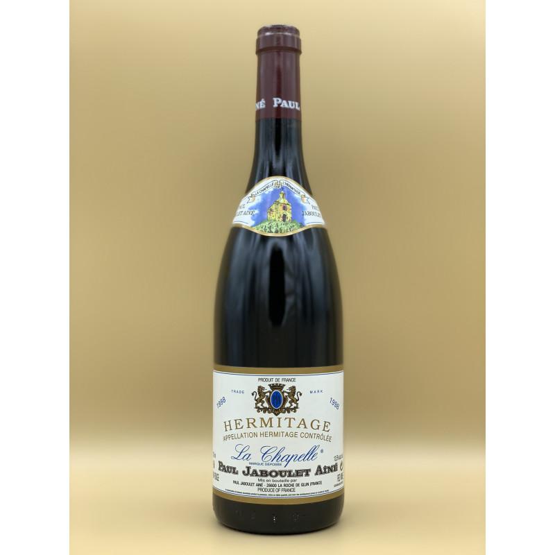 """AOC Hermitage Domaine Jaboulet """"La Chapelle"""" Rouge 1998  75 cl"""
