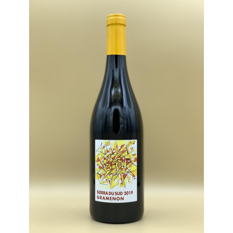 """AOC Côtes du Rhône Domaine Gramenon """"Sierra du Sud"""" Rouge 202075cl"""