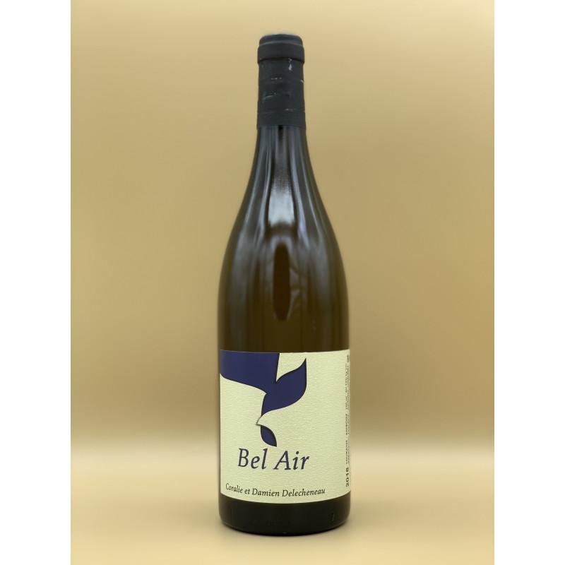 """AOC Touraine-Amboise Domaine de la Grange Tiphaine """"Bel Air"""" Blanc 2020 75cl"""