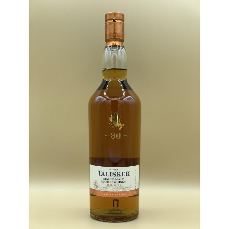 "Whisky Single Malt Talisker ""30 ans"" 70cl"