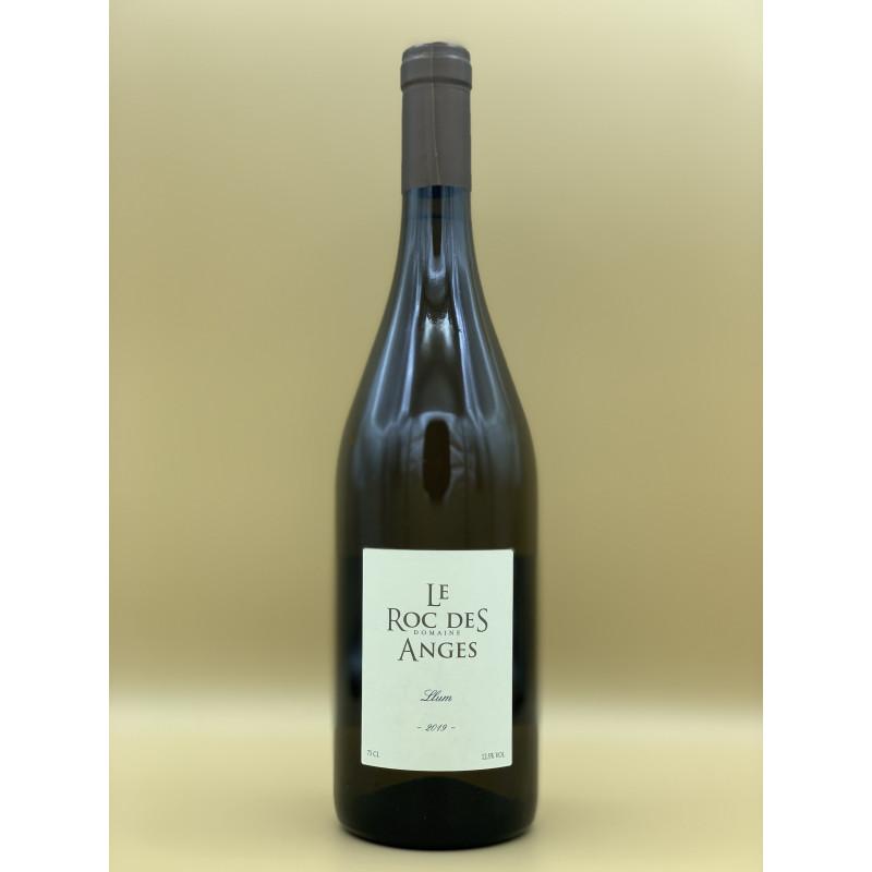 """IGP Côtes Catalanes Domaine Le Roc des Anges """"Llum"""" Blanc 2019 75cl"""