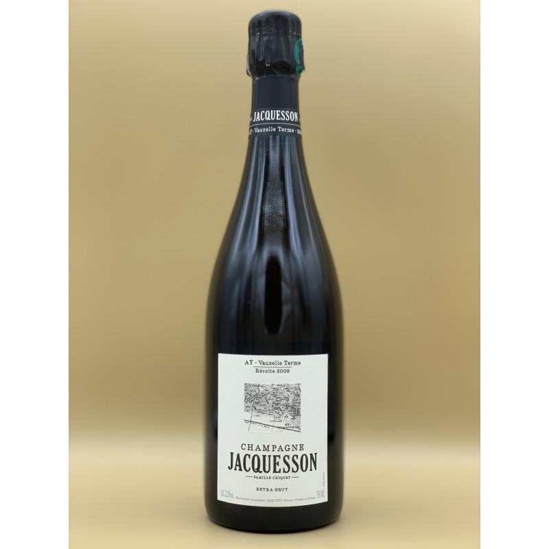 """AOC Champagne Maison Jacquesson """"Aÿ Vauzelle Terme"""" Récolte 2009 75cl"""
