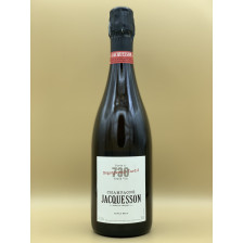 """AOC Champagne Maison Jacquesson """"D.T 738"""" 75 cl"""