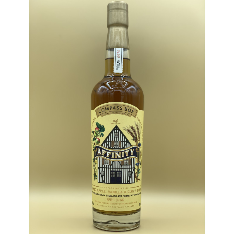 "Spirit Drink Compass Box ""Affinity"" 70cl"