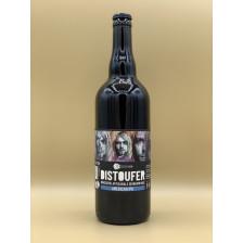 "Bière American IPA Brasserie Distoufer ""Kurt Cobain"" 75cl"