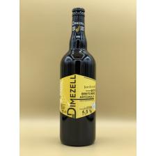 """Bière Blonde Dimezell """"Blonde"""" 75cl"""
