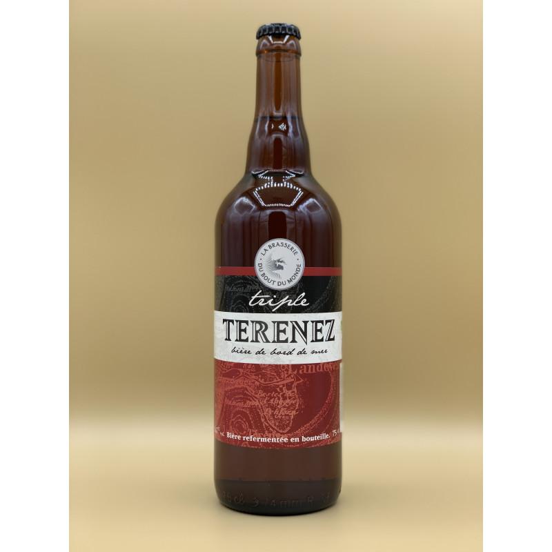 """Bière Triple Brasserie du Bout du Monde """"Triple"""" 75cl"""