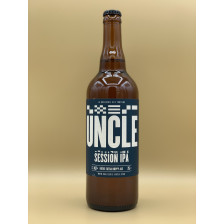 "Bière Blonde Brasserie Uncle ""Session IPA"" 75cl"