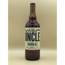 "Bière Blonde Brasserie Uncle ""Tagarin Ale"" 75cl"