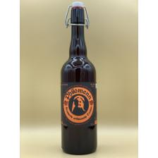 """Bière Rousse Brasserie Philomenn """"Rousse"""" 75cl"""
