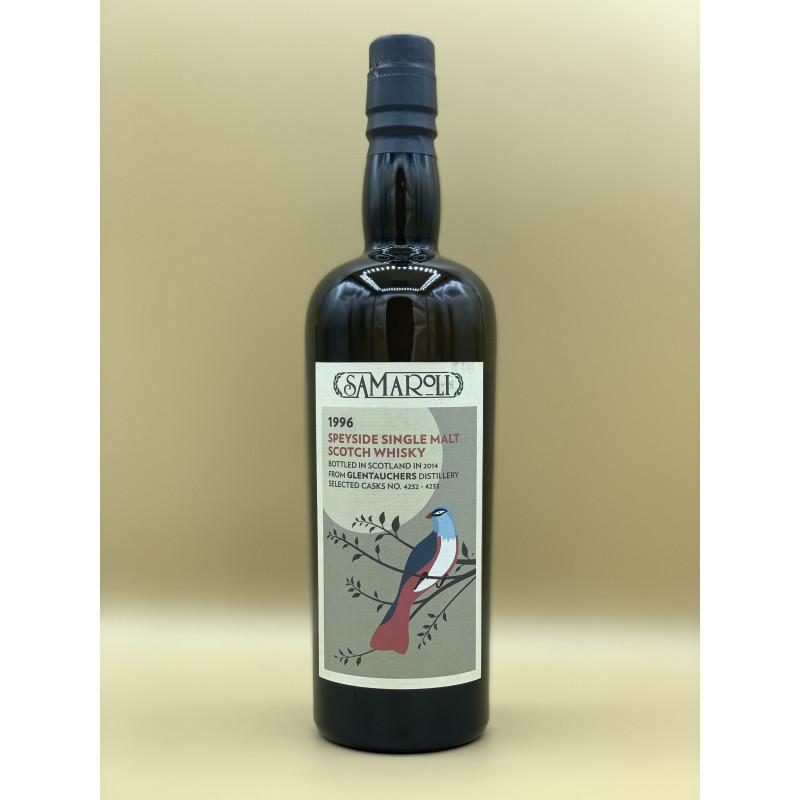 "Whisky Single Malt Samaroli ""1996"" 70cl"