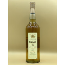 "Whisky Single Malt Brora ""35 ans"" 70cl"