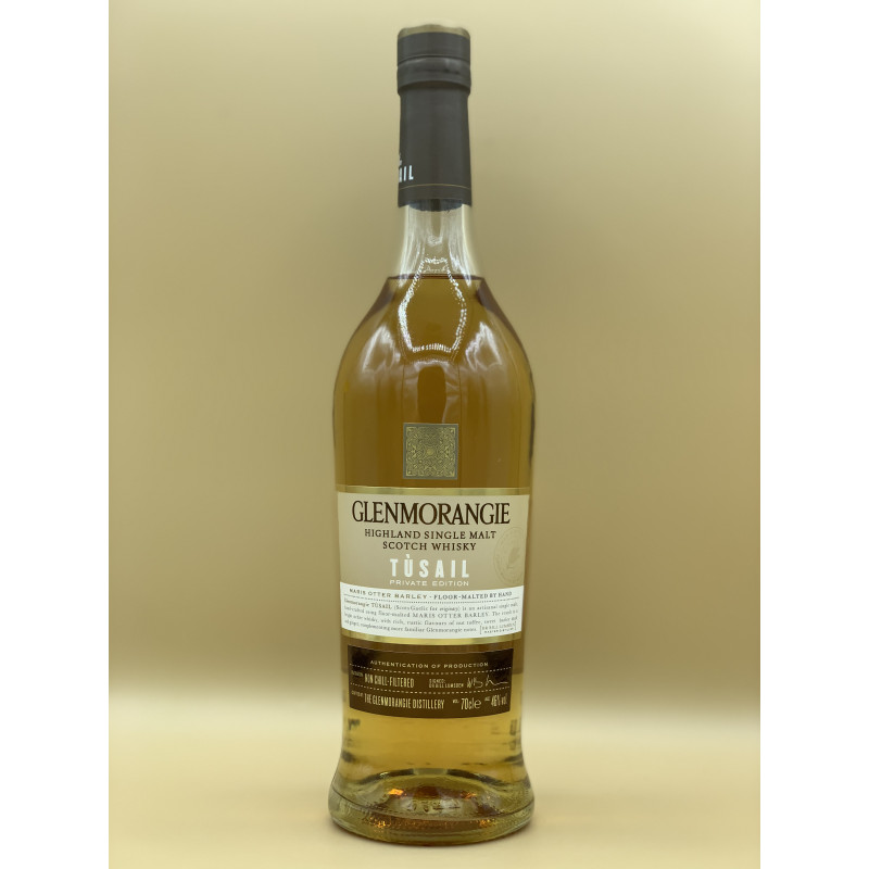 "Whisky Single Malt Glenmorangie ""Tusail"" 70cl"