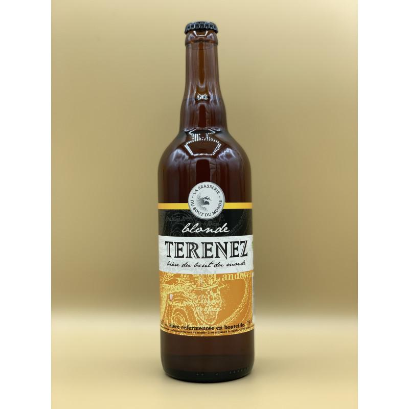 "Bière Blonde Brasserie du Bout du Monde ""Blonde"" 75cl"