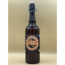 """Bière Triple Brasserie Philomenn """"Spoum"""" 75cl"""