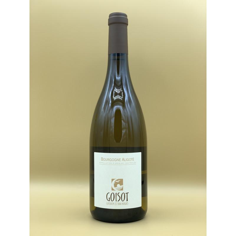 AOC Bourgogne Aligoté Domaine Goisot Blanc 2019 75cl
