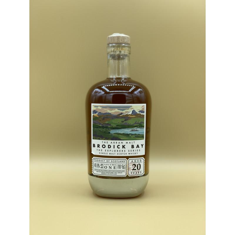 "Whisky Single Malt Arran ""Brodick Bay Vol. 1"" 70cl"