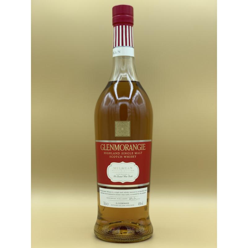 "Whisky Single Malt Glenmorangie ""Milsean"" 70cl"