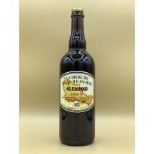 """Bière Ambrée Brasserie La Morgat """"Ambrée"""" 75cl"""