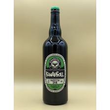 "Bière IPA Brasserie Kanarfoll ""American IPA"" 75cl"