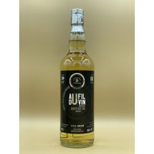 "Whisky Single Grain Au Fil Du Vin ""North British 2007"" 70cl"