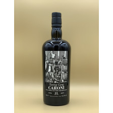 "Rhum Vieux Caroni 23 ans ""Tasting Gang"" 70cl"